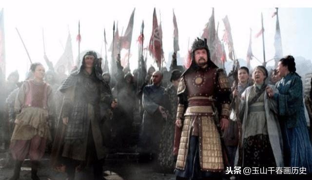 吴三桂投降原因是什么?难道是为一个女子?其实这只是一个谎言