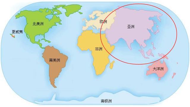 为何面积最大的亚洲,至今只有四个发达国家呢?