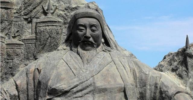 元朝地域广阔,经济发达军事强盛,但是却并不强大