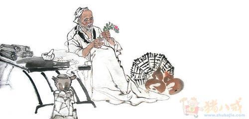 中医的起源过于神秘(神授?)